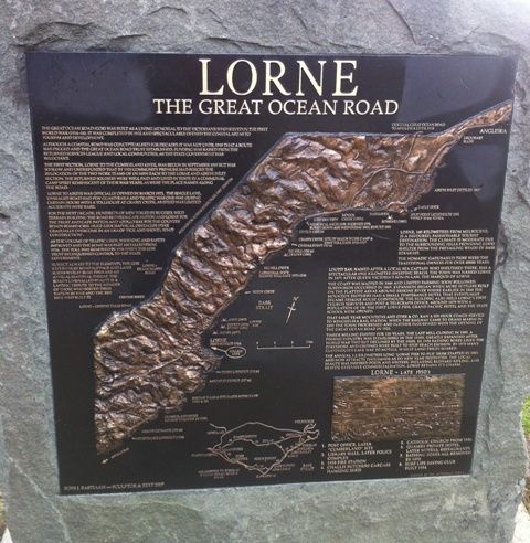 Great Ocean Road - 13-January-2012