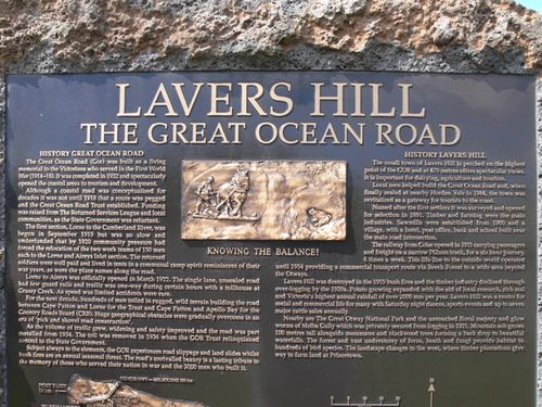 Great Ocean Road : 22-April-2012