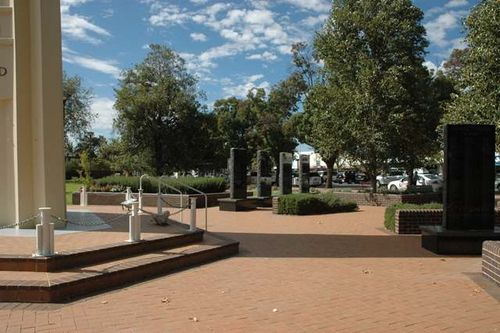 Griffith Cenotaph : 07-June-2013