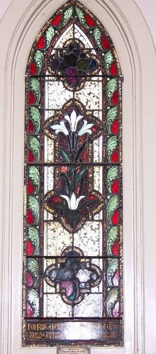 Griffith Memorial Window