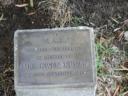Gwen Nunan