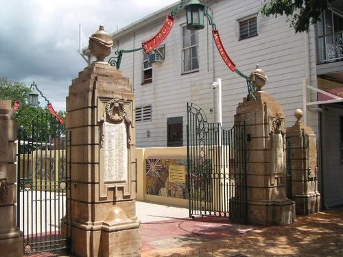 Gympie & Widgee Memorial Gates 21