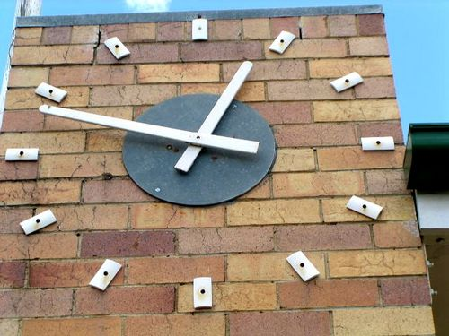 HA Krause Clock