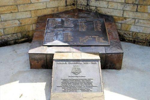 H.M.A.S. Canberra Memorial : 21-November-2011