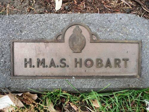 H.M.A.S. Hobart : 24-October-2011