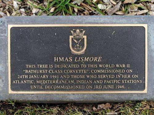 H.M.A.S. Lismore : 23-September-2011