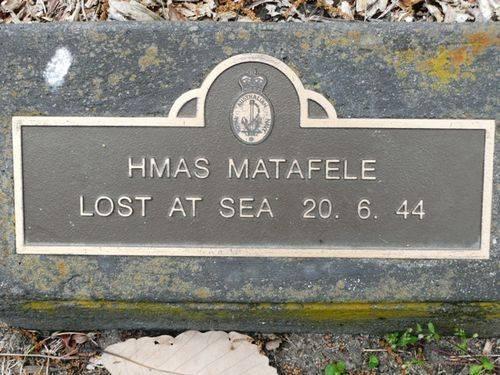 H.M.A.S. Matafele : 24-October-2011