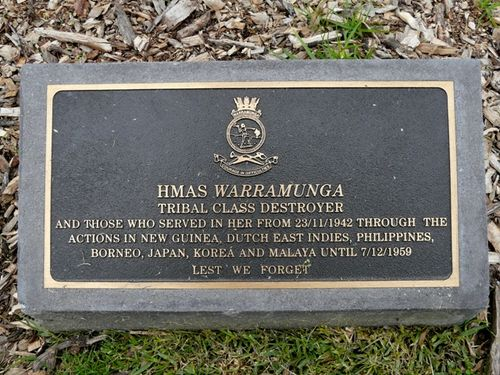 H.M.A.S. Warramunga : 23-September-2011