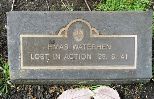 H.M.A.S. Waterhen : 24-October-2011