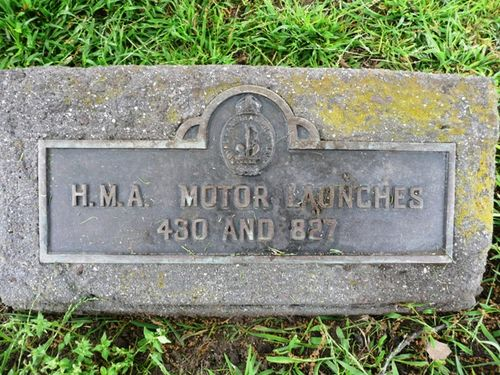 H.M.A. Motor Launches 430 and 827 : 25-October-2011