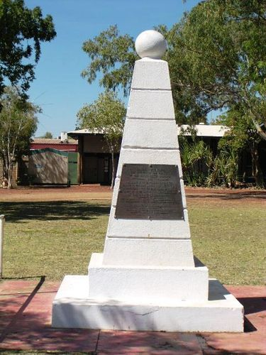 Halls Creek War Memorial