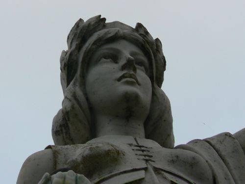 Hamilton War Memorial : 11-June-2011