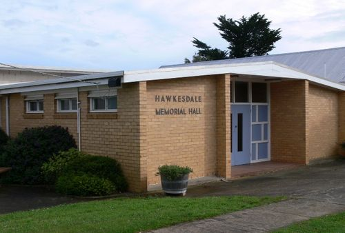 Hawkesdale Memorial Hall : 4-September-2011