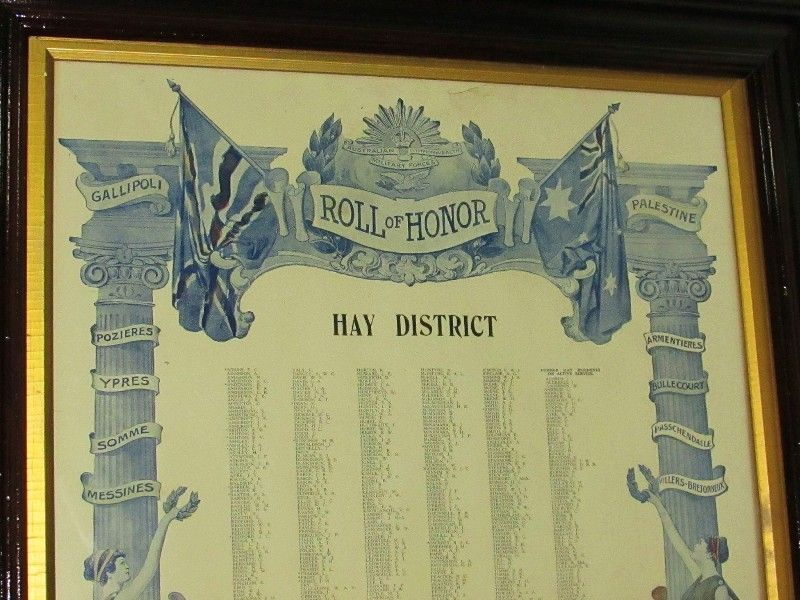 Honour Roll 2: 03-July-2015