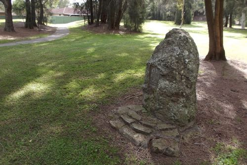 Sesquicentenary Park Cairn : July-2014