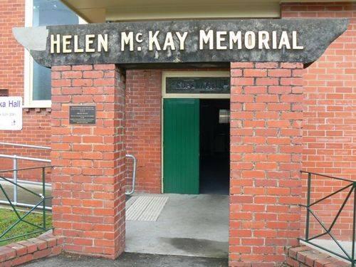 Helen McKay : 09-October-2011