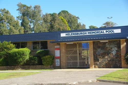 Helensburgh Memorial Pool