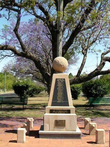 Helidon War Memorial
