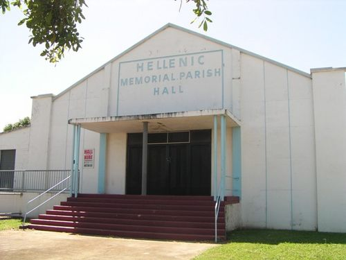 Hellenic Memorial Parish Hall : 25-April-2011