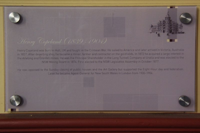 Information Plaque: 29-July-2015