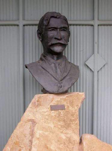 Henry Lawson Bust :
