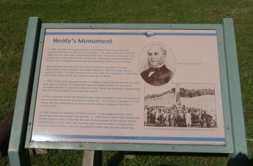 Henty`s Hut : 02-December-2012