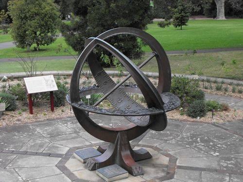 Herb Garden Sundial