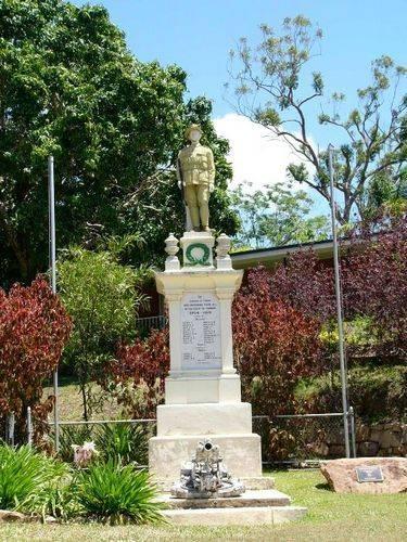 Herberton War Memorial