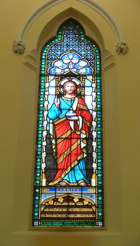 Hetherington & Menzies Memorial Window : 13-September-2011