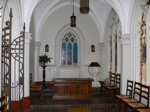 Hoban Chapel : 13-September-2011