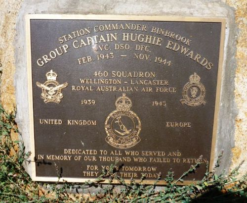 Hughie Edwards : 25-January-2011
