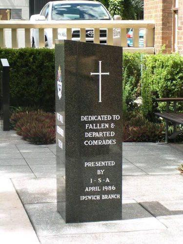 ISA War Memorial