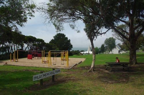 Imlay Memorial Park : November 2013