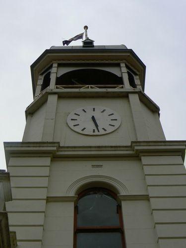Inglewood Town Hall Memorial Clock