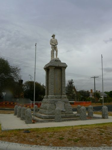 Inglewood and District War Memorial