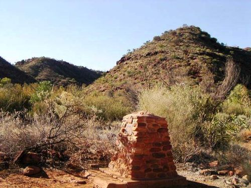 Jack Cotterill Monument Kings Canyon