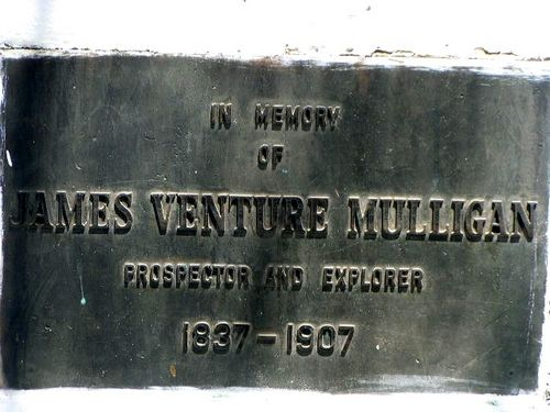 James Mulligan Plaque