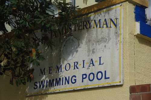 James Peryman Memorial Swimming Pool