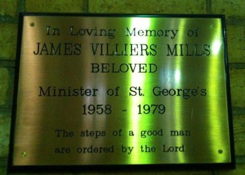 James Villiers Mills : 12-July-2012