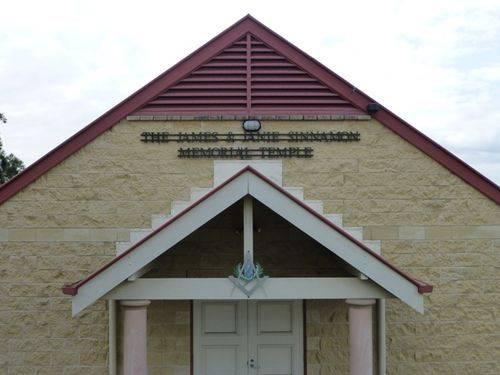 Sinnamon Memorial Temple : 30-05-2014