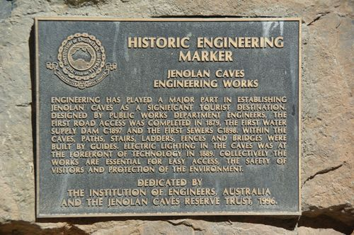 Historical Engineering marker : November 2013