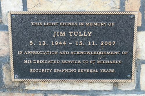 Jim Tully : 06-October-2011