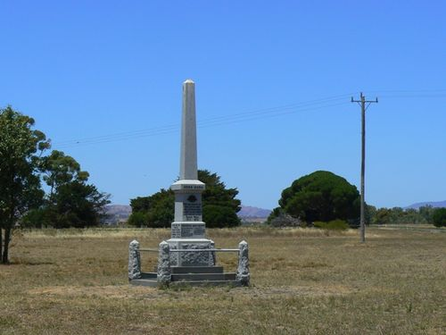 Joel Joel War Memorial : 30-December-2012