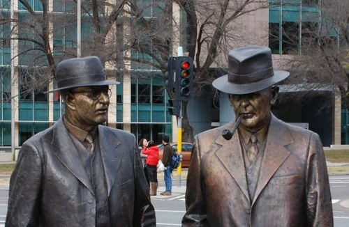 John Curtin & Ben Chifley : 01-July-2012