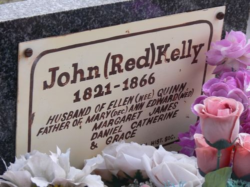 John (Red) Kelly : 16-May-2013