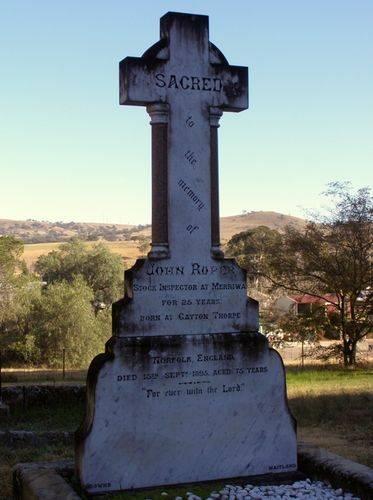 John Roper Grave : 28-July-2014