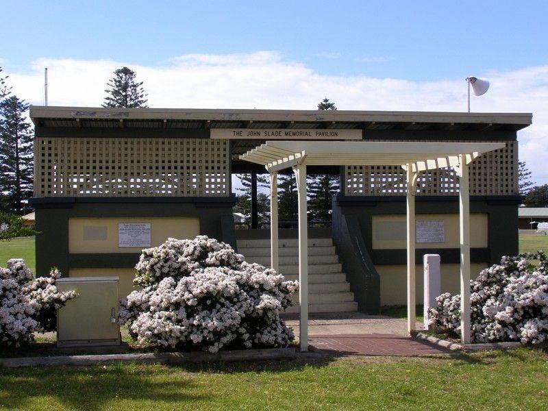 Memorial Pavilion : 21- September-2014