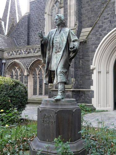 John Wesley : 08-July-2011