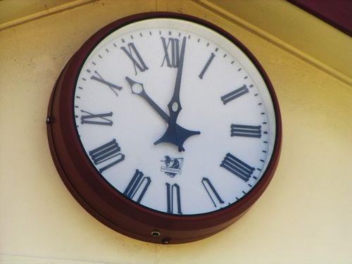 Johnno Johnson Clock