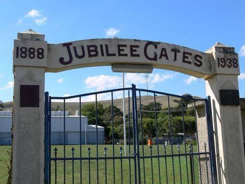 Jubilee Gates : 12-April-2013